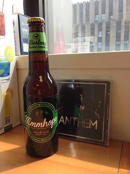 Hanson Mmmhops Beer
