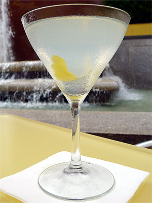 30 Rock's Liz Lemon Drop Martini
