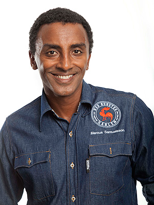 Marcus Samuelsson New Judge on The Taste