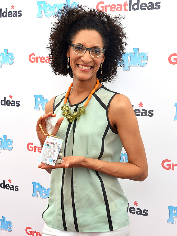 The Chew's and Top Chef's Carla Hall