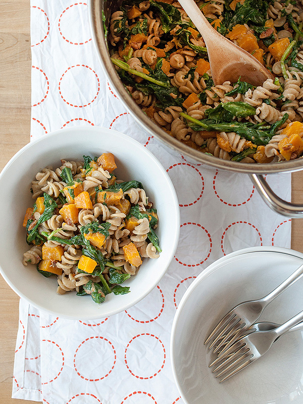 Maxwell Ryan The Kitchn Butternut Squash Pasta