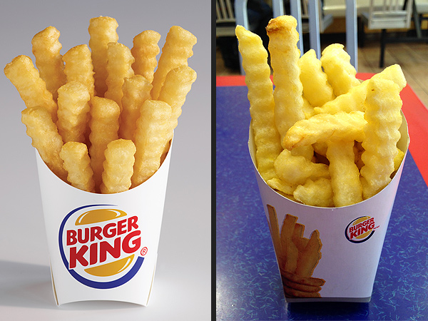 Burger King Satisfries New Fries