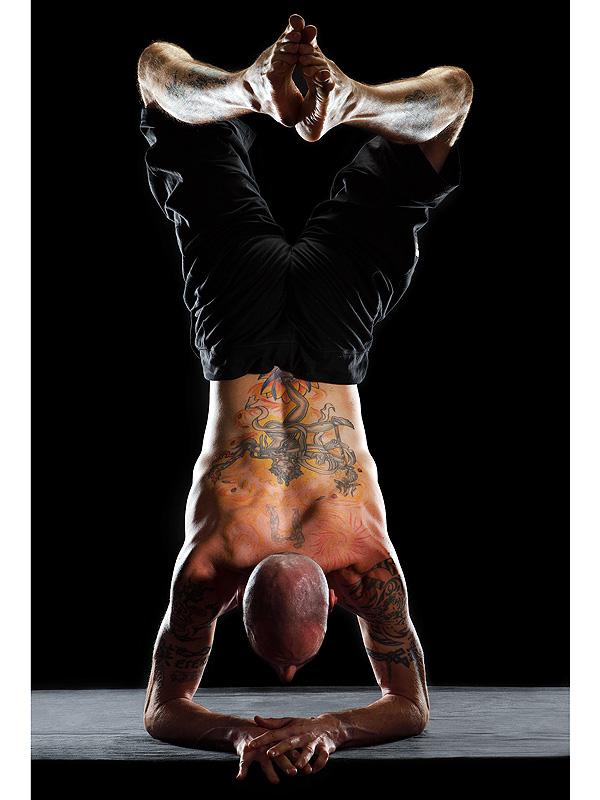 Derek Beres Equinox Yoga