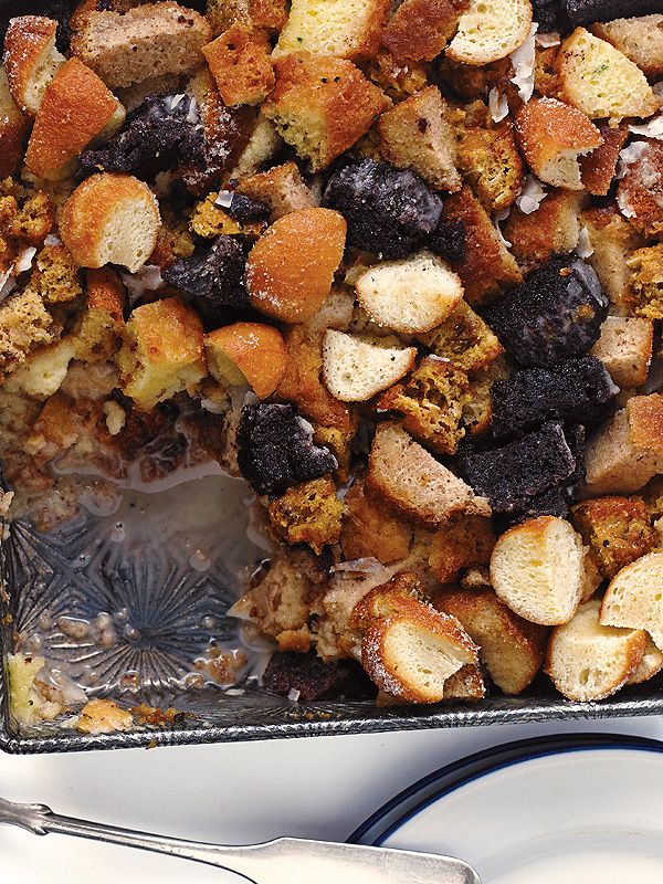 Make This Doughnut Bread Pudding Recipe - Great Ideas : People.com