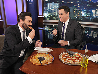 Jimmy Kimmel's Pizza Recipe