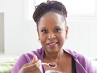 Healthy Chocolate Mousse?! Make Robin Quivers's Simple Recipe