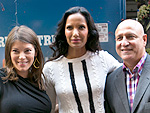 Padma, Tom and Gail Dish on Top Chef: New Orleans
