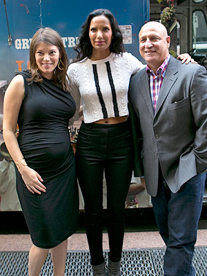 Top Chef New Orleans Padma Lakshmi Gail Simmons Tom Colicchio