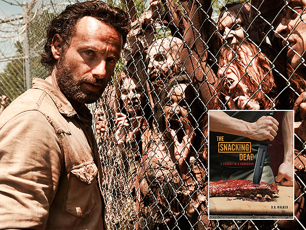 Throw a Walking Dead Viewing Party