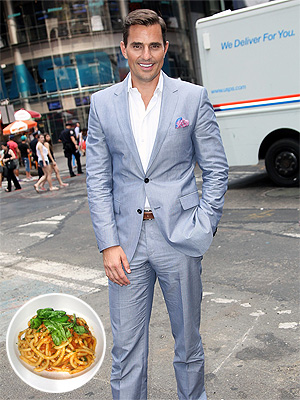 Bill Rancic's Marathon Training Diet