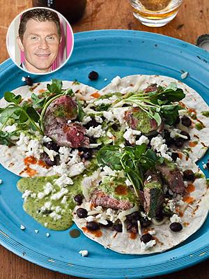 New York City Wine & Food Festival: Bobby Flay Tacos Recipe