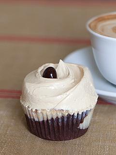 Magnolia Bakery Marble Cupcake