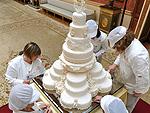 Prince George's Christening Dessert: Fruitcake