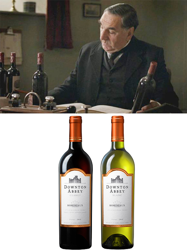 Downtown Abbey Wines