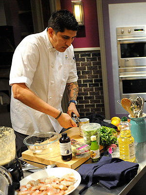 'Top Chef: Last Chance Kitchen' Premiere