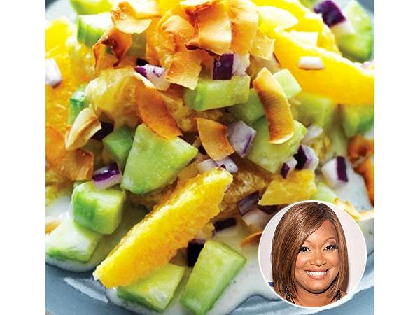 Sunny Anderson salad