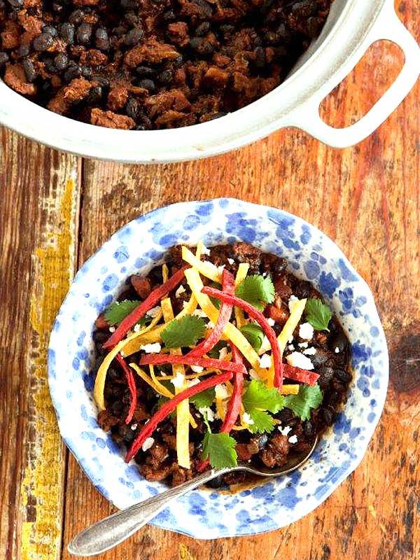 Salt Lick BBQ Chili
