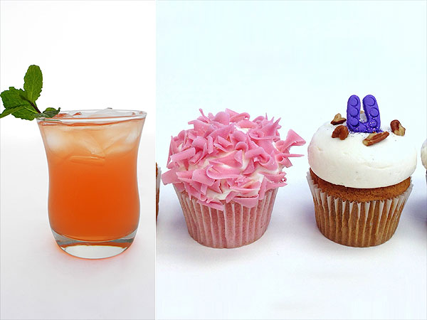 Breeders Cup Cocktail and Cupcake Recipes