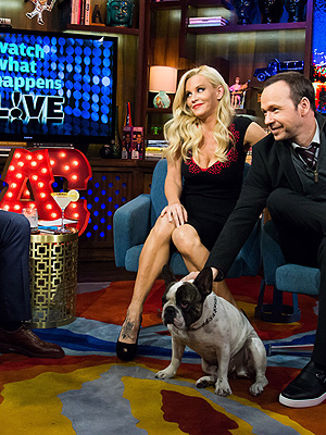 Watch What Happens Live: Jenny McCarthy, Donnie Wahlberg & Andy Cohen's Favorite Cocktails