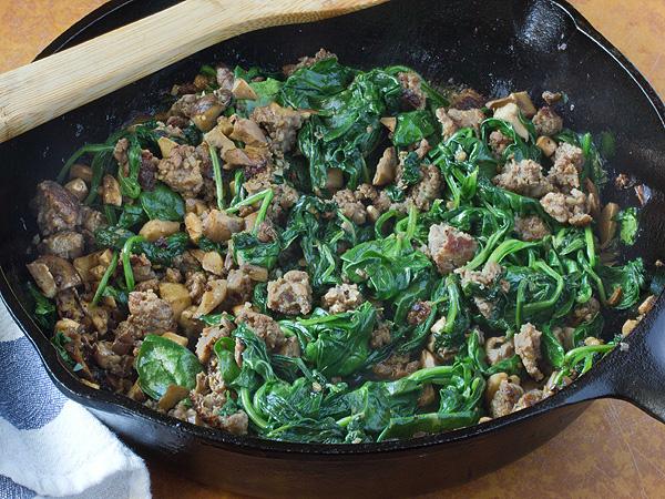 The Kitchn Maxwell Ryan Suzanne Goin Mushroom Frittata
