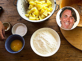 John Besh Cookbook Gnocchi Recipe