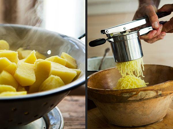 John Besh's Easy Homemade Gnocchi Recipe - Great Ideas : People.com