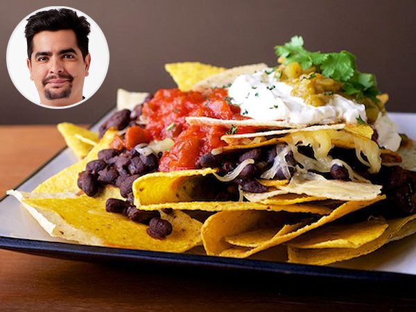 Aaron Sanchez National Nacho Day Recipe