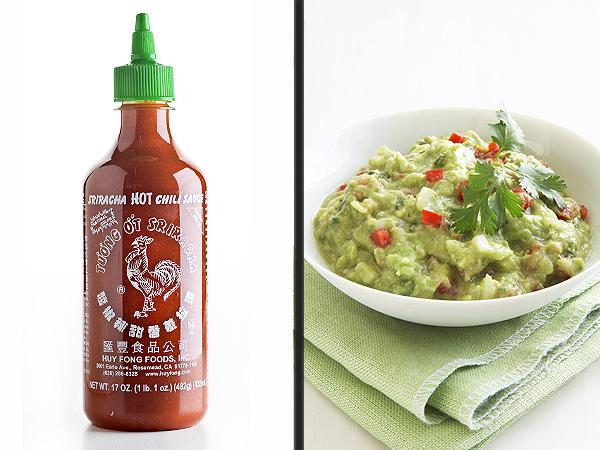 Edward Lee Sriracha
