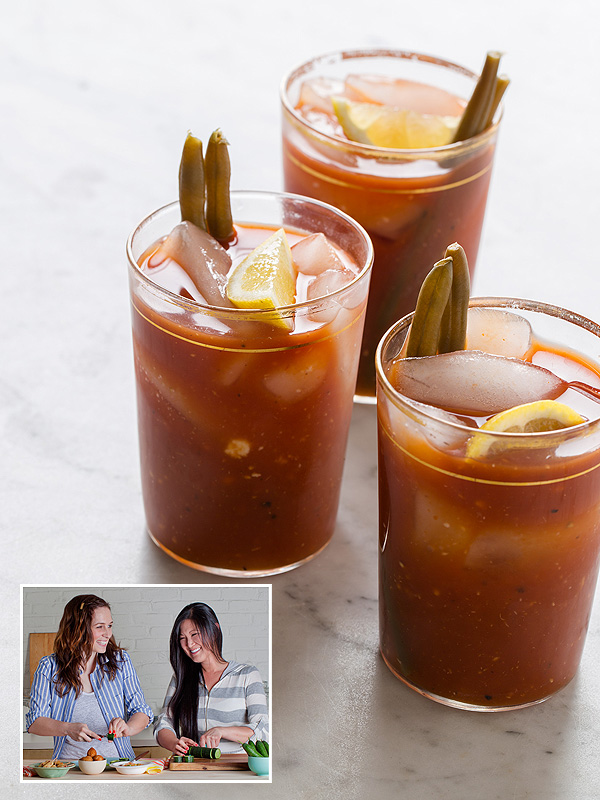 Spoon Fork Bacon Zach Braff Bloody Mary