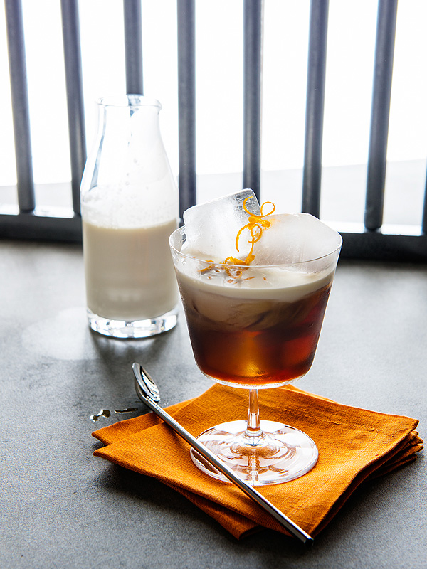 Curtis Stone Orange is the New Black White Russian