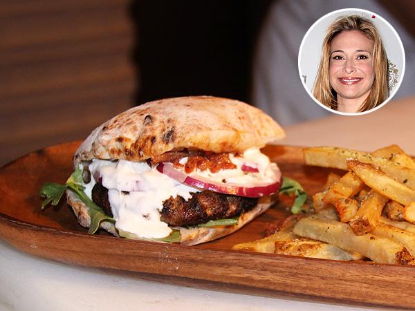 Donatella Arpaia Burger Tastes St. Pete