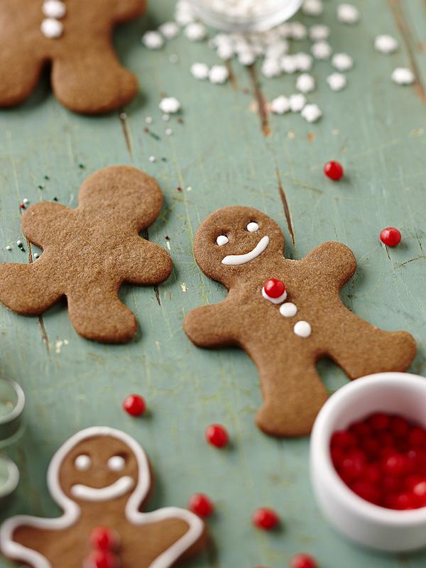 Nicole Richie Gluten-Free Gingerbread