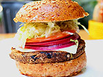 Make Anderson Cooper's Favorite Veggie Burger