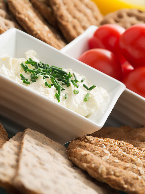 Harley Pasternak Herb Spread Recipe