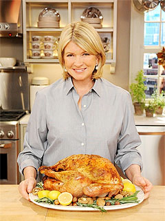 Martha Stewart Thanksgiving Turkey Recipes