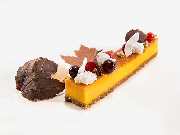 Kabocha Squash Pumpkin Pie Recipe