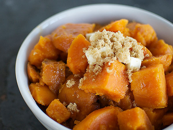 Thanksgiving: Sweet Potatoes Recipe