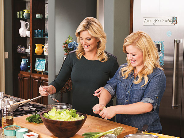 Kelly Clarkson Trisha Yearwood Recipes