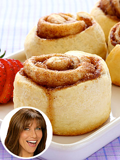 Hungry Girl Richard Gere Healthy Cinnamon Roll Recipe