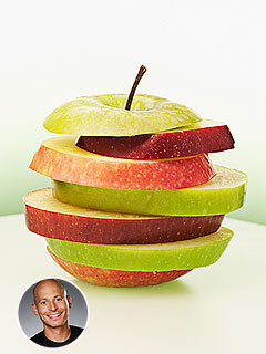 Harley Pasternak Apple Recipes