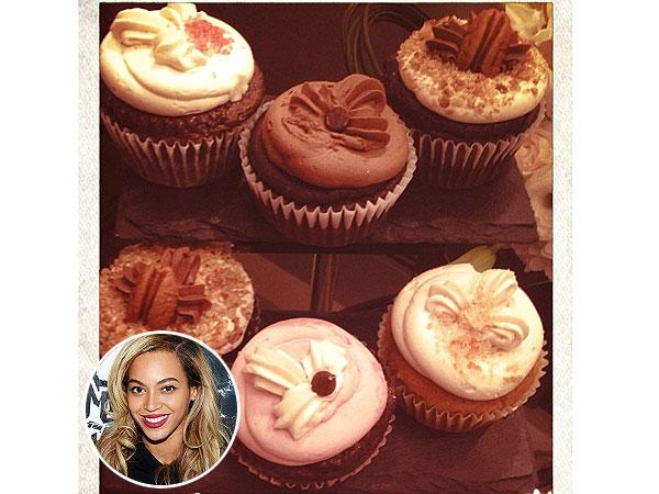 Beyonce Vegan Cupcakes