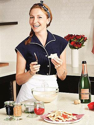 Christina Tosi Momofuku Milk Bar Champagne Cookies