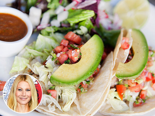 Gwyneth Paltrow: Fish Tacos Recipe