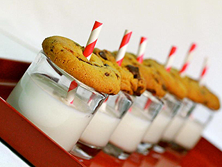 Andrea Correale Cookies and Milk