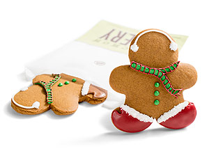 Bouchon Gingerbread Cookie Recipe