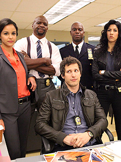Brooklyn Nine-Nine Cast Favorite Foods