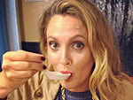 What Stars Are Eating—and Tweeting—Now | Drew Barrymore