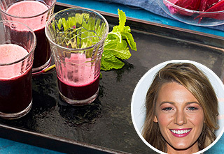 Blake Lively's Intoxicating Detoxification Smoothie Recipe