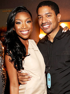 Brandy Norwood Gets Engaged to Ryan Press