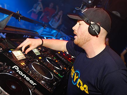 Hear What Grammy-Nominated DJ Eric Prydz Will Spin in Vegas on New Year's Eve